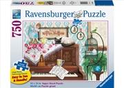 Piano Cat Puzzle 750pc Lrg Fmt | Merchandise