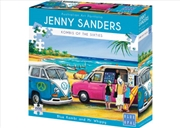 Blue Opal - Blue Kombi and Mr Whippy 1000 Piece Puzzle | Merchandise