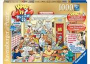 Transport Cafe Puzzle 1000pc Puzzle | Merchandise