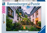 Evening In Beilstein Germany 1000pc Puzzle | Merchandise