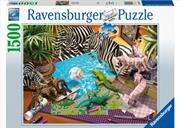 Origami Adventure 1500pc Puzzle | Merchandise