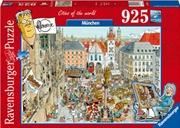 Munchen Puzzle 925pc Puzzle | Merchandise