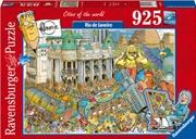 Rio De Janeiro Cinelandia 925 Piece Puzzle | Merchandise
