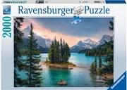 Spirit Island In Canada 2000pc Puzzle | Merchandise