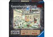 Laboratory Escape Puzzle 368pc | Merchandise