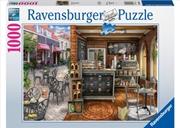 Quaint Cafe Puzzle 1000pc | Merchandise
