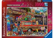 Family Vacation Puzzle 1000pc | Merchandise