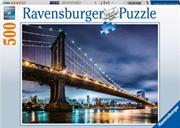 NY Skyline Puzzle 500pc | Merchandise