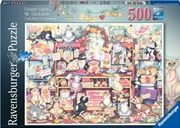 Mr Catkins Confectionery 500pc Puzzle | Merchandise