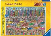 James Rizzi 5000pc Puzzle | Merchandise