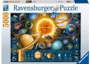 Space Odyssey Puzzle 5000pc Puzzle | Merchandise