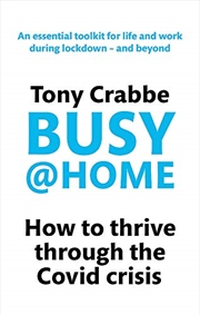 Busy@Home | Paperback Book