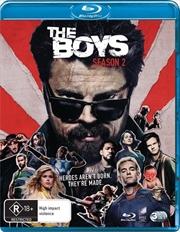 Boys - Season 2, The | Blu-ray