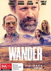 Wander | DVD