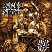 Time Waits For No Slave | CD