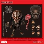 Predator 2 - City Hunter Deluxe MDS Figure | Merchandise