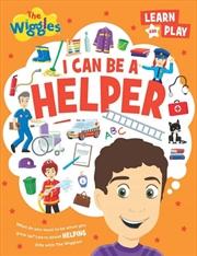 I Can Be A Helper (board Books)   Board Book