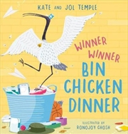 Winner Winner, Bin Chicken Dinner   Hardback Book