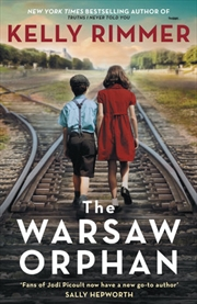 The Warsaw Orphan   Paperback Book