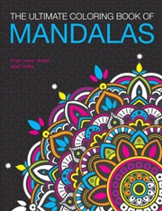 Mandalas Adult Colouring | Colouring Book
