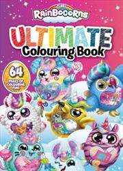 Rainbocorns Ultimate Colouring   Paperback Book