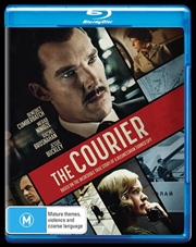 Courier, The   Blu-ray
