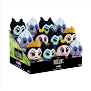 "Disney - Villains 4"" Plush Assorted (Selected At Random) | Toy"
