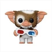 Gremlins - Gizmo with 3D Glasses Pop! Vinyl | Pop Vinyl