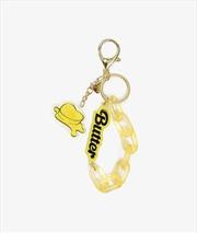 BTS - Butter Keyring | Merchandise