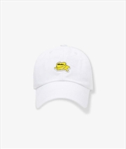 BTS - Butter White Ball Cap | Merchandise