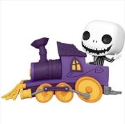Nightmare Before Christmas - Jack in Train Engine Pop! Deluxe | Pop Vinyl