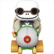 Nightmare Before Christmas - Jack with Goggles & Snowmobile Pop! Ride | Pop Vinyl