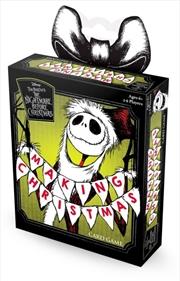 Nightmare Before Christmas - Making Christmas Card Game | Merchandise