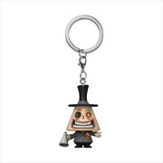 The Nightmare Before Christmas - Mayor Pocket Pop! Keychain | Merchandise