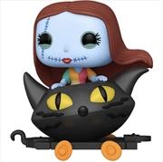 The Nightmare Before Christmas - Sally in Cat Cart Pop! Vinyl | Pop Vinyl