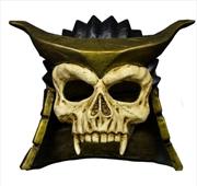 Mortal Kombat - Shao Kahn Mask | Apparel