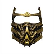 Mortal Kombat - Scorpion Mask | Apparel