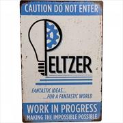 Gremlins - Peltzer Workshop Sign | Merchandise