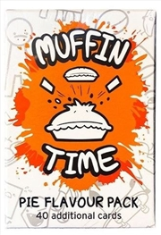 Muffin Time Pie Flavour Pack   Merchandise