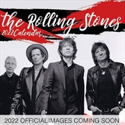 The Rolling Stones Collector's Ed. Record Sleeve - 2022 Wall Calendar | Merchandise
