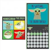 Star Wars The Child 2022 Square Wall  Calendar | Merchandise