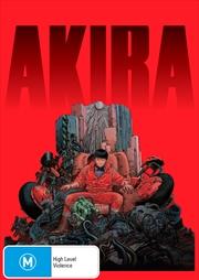 Akira   Blu-ray + UHD   UHD