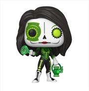Green Lantern - Jessica Cruz Dia De Los DC Pop! Vinyl   Pop Vinyl
