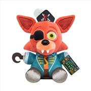 Five Nights At Freddys: Dreadbear - Captain Foxy Plush RS | Merchandise