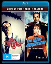 Mad Magician / The Tingler | Vincent Price Double Pack, The | Blu-ray