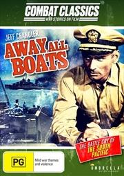 Away All Boats | Combat Classics | DVD