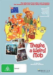 They're A Weird Mob | DVD