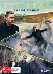 Tin Star | Complete Series | DVD