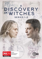 A Discovery Of Witches - Series 1-2 | DVD