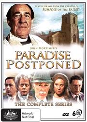 Paradise Postponed | Complete Series | DVD